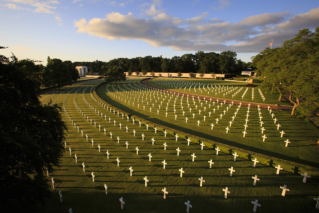 Cemetery ©  ABMC