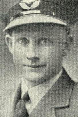 Flight Lieutenant Charlie Eddy MBE RNZAF © Auckland Weekly News (AWN)