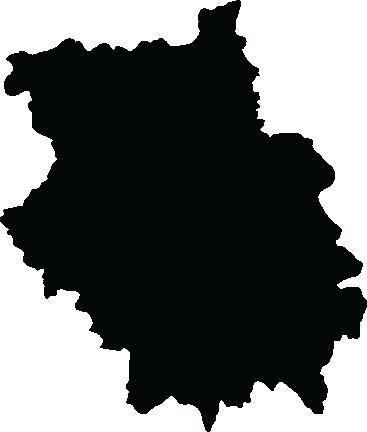 Cambridgeshire silhouette