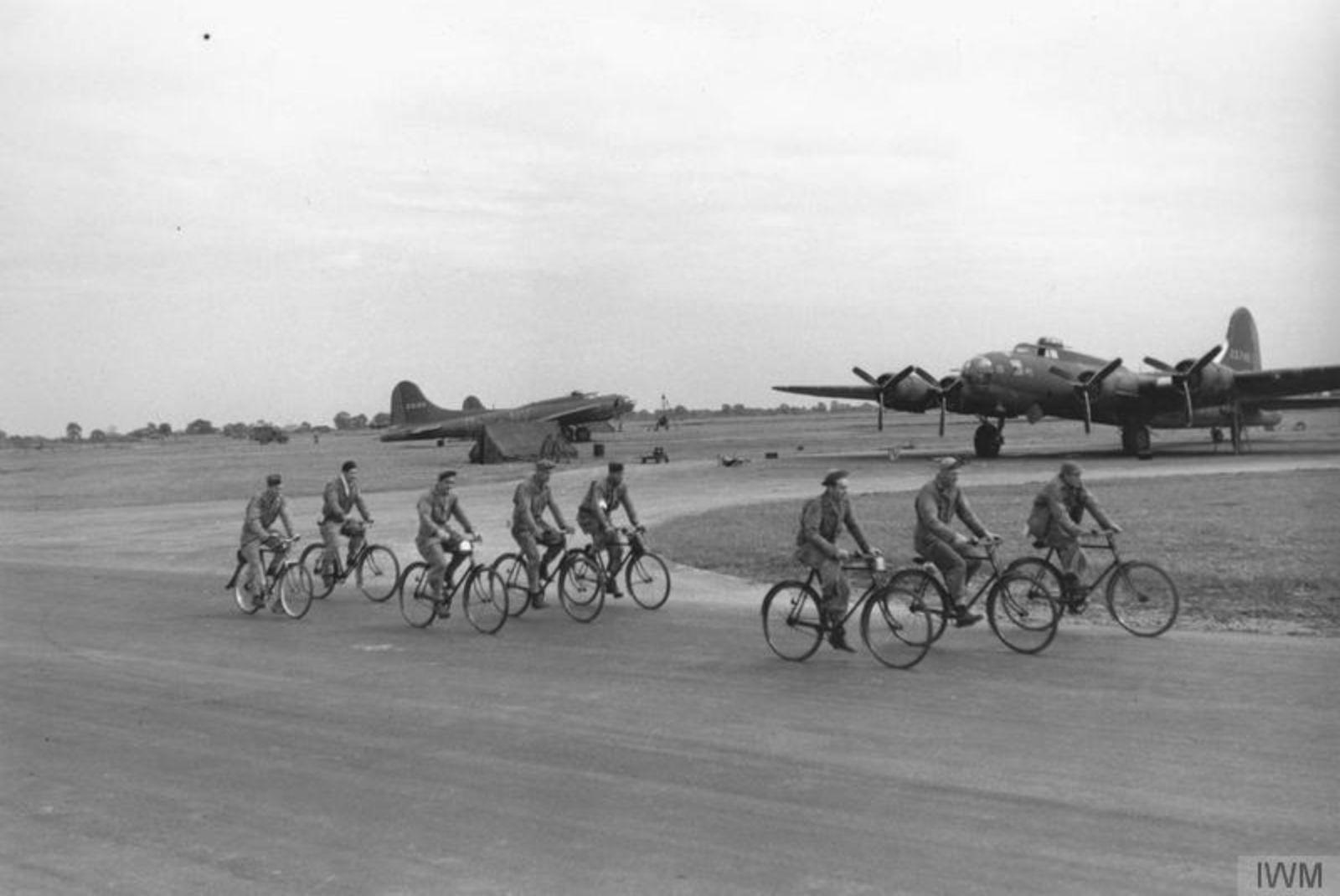 Alconbury - June 1943 © IWM Fre 754