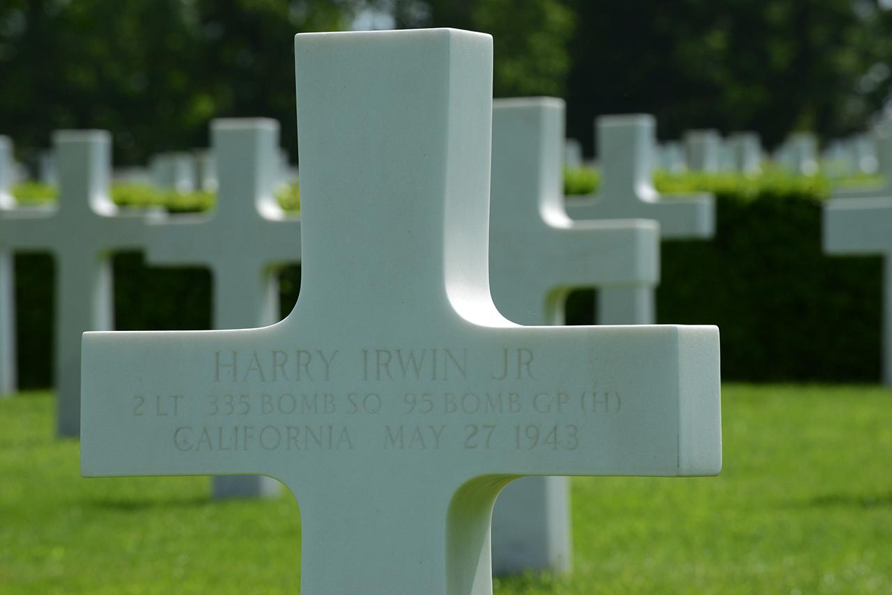 Harry Irwin Jr. ©  C Jones