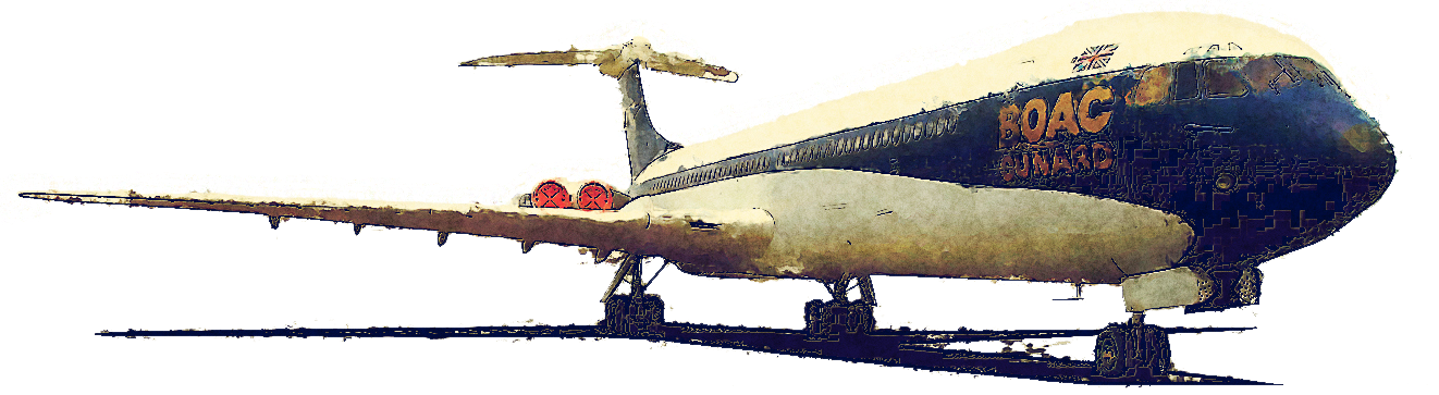 Vickers-Armstrong Super VC10