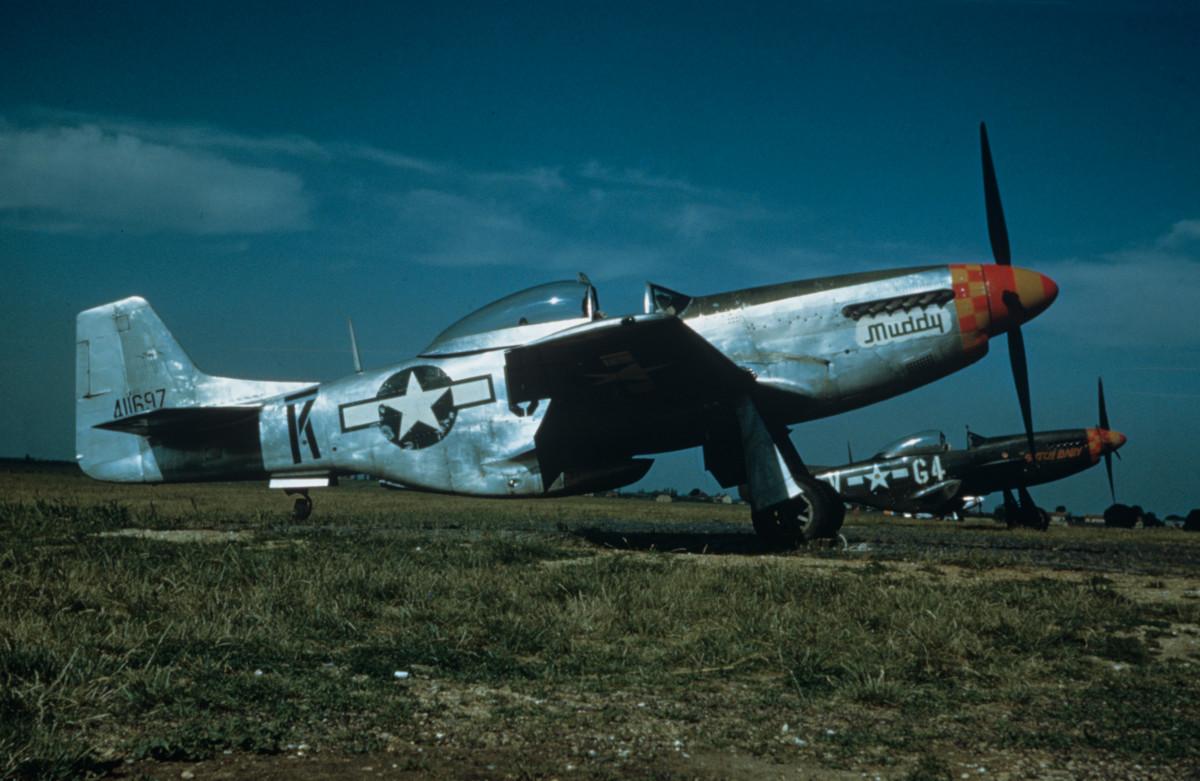 P-51 Mustang, © AAM FRE6102