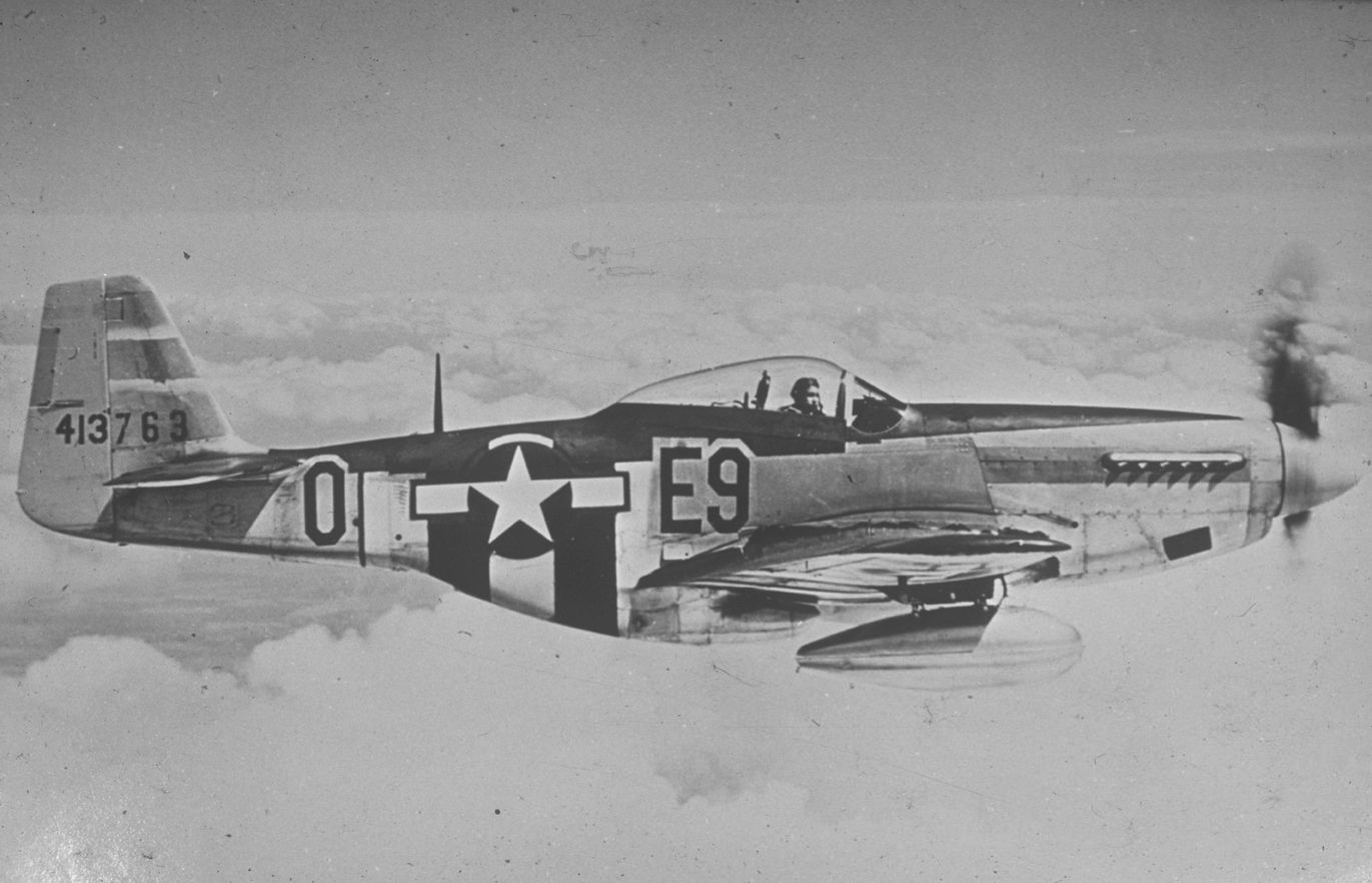P-51 Mustang © AAM (FRE 10784)