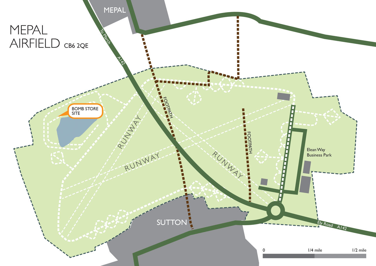 Mepal Site Map